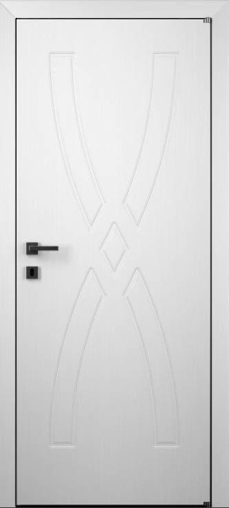 festett beltéri ajtó 120