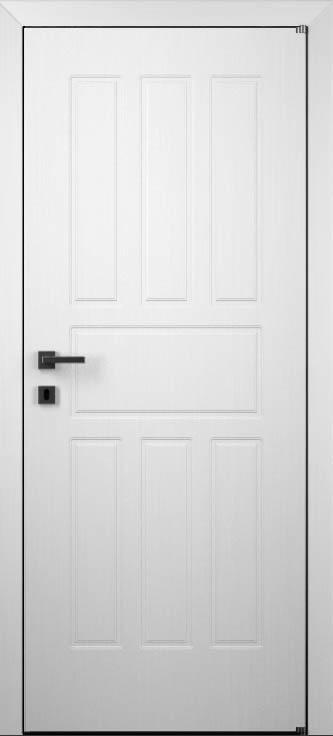 festett beltéri ajtó 58