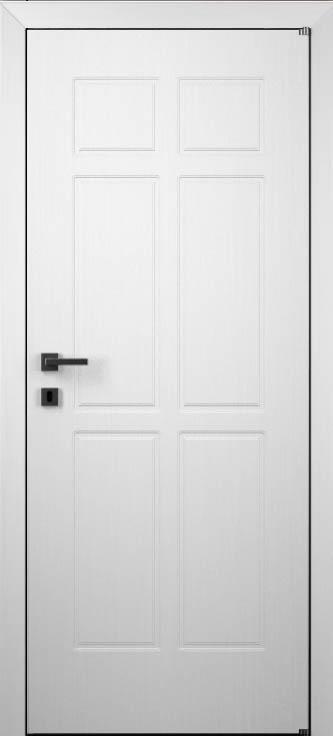 festett beltéri ajtó 7
