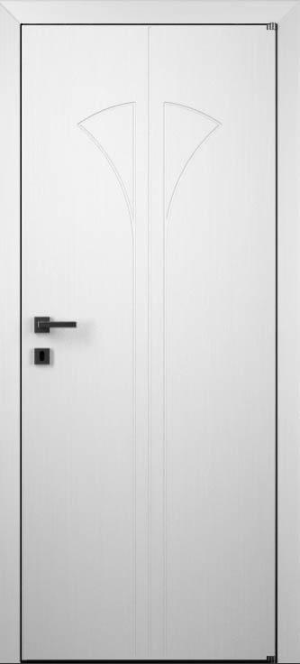 festett beltéri ajtó 76