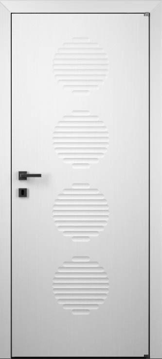 festett beltéri ajtó 81