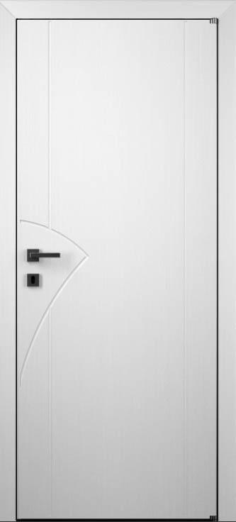 festett beltéri ajtó 91