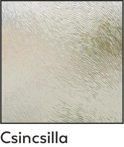 dekorfóliás beltéri ajtó - üveg 1
