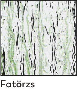 dekorfóliás beltéri ajtó - üveg 4