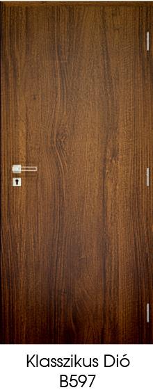 dekorfóliás beltéri ajtó szín 4
